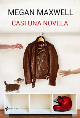 LIBRO - Casi una novela : Megan Maxwell  (Esencia - 29 Noviembre 2016)  NOVELA ROMANTICA  Edición papel & digital ebook kindle  Comprar en Amazon España