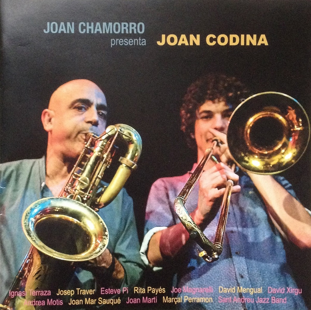 Joan Chamorro keeps woking on his labour of love for music and teaching.  After presenting Andrea Motis ea05eb904