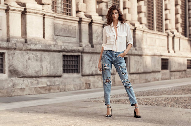 Liu Jo 'Express your style' starring Antonina Petkovic