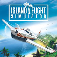 Game PC island Flight Simulator