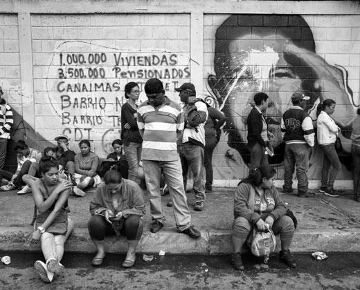 """Time: Venezuela es una nación en """"caída libre"""""""