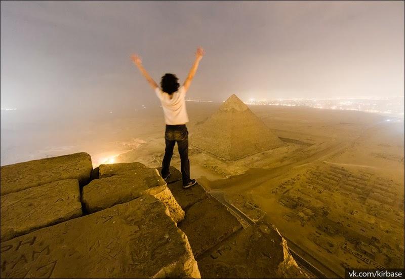 Руферы египетские пирамиды
