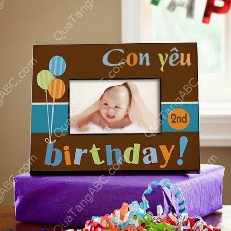 Quà tặng sinh nhật ý nghĩa
