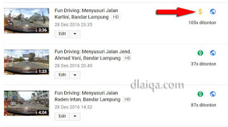 Video YouTube Tidak Ramah Pengiklan