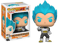 Funko Pop! Super Saiyan God Super Saiyan Vegeta