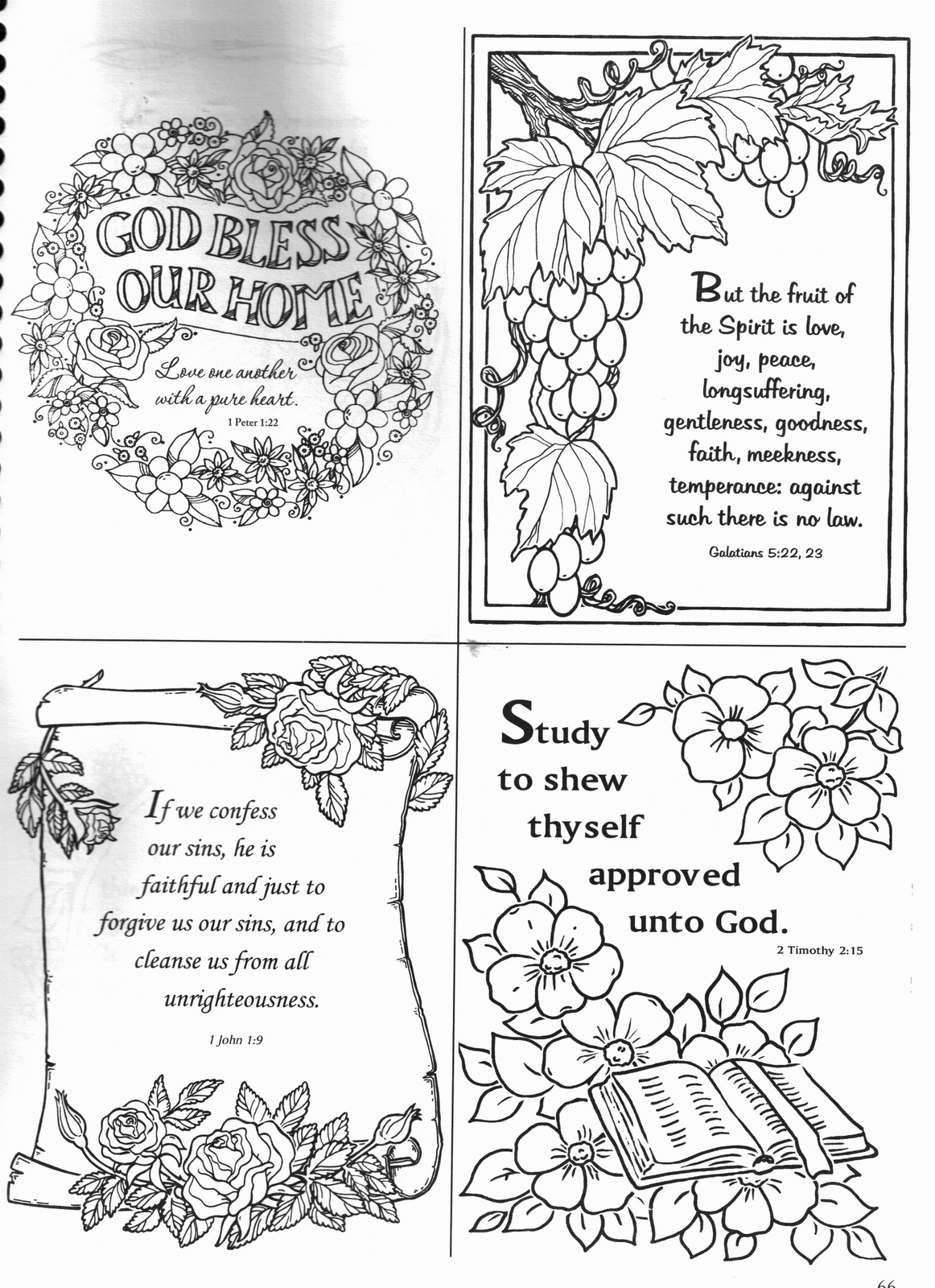 new testament coloring pages children - photo#16
