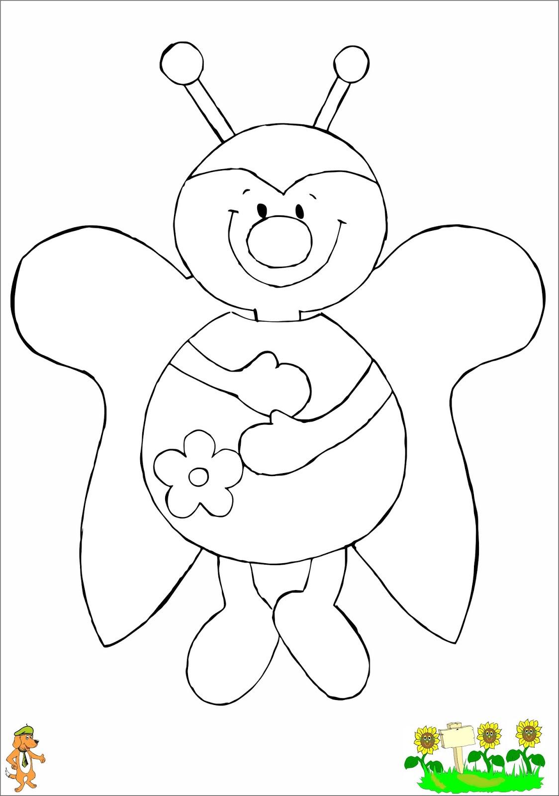 A Scuola Con Poldo Simpatiche Farfalle Per Le Finestre