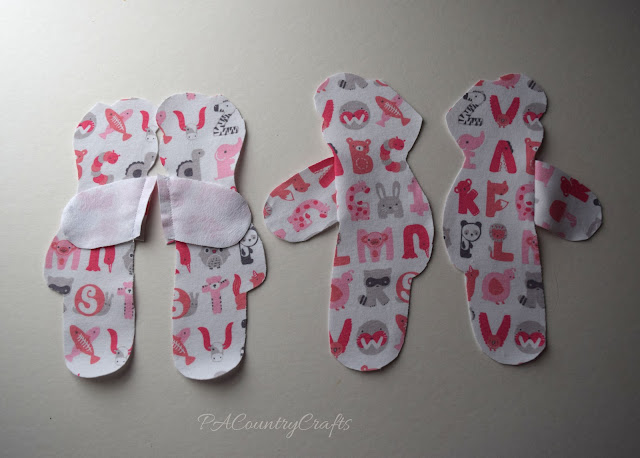 memory bear sewing pattern
