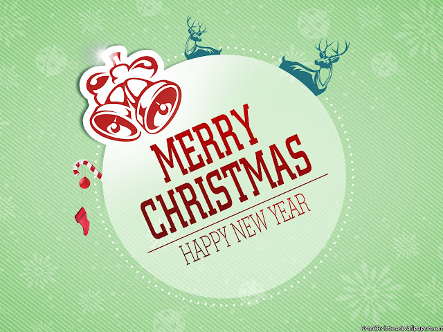 merry christmas and happy new year wallpaper for ipad 4