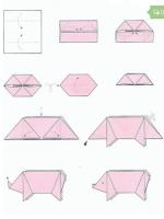 http://manualidadesparaninos.biz/como-hacer-un-cerdito-con-papel/