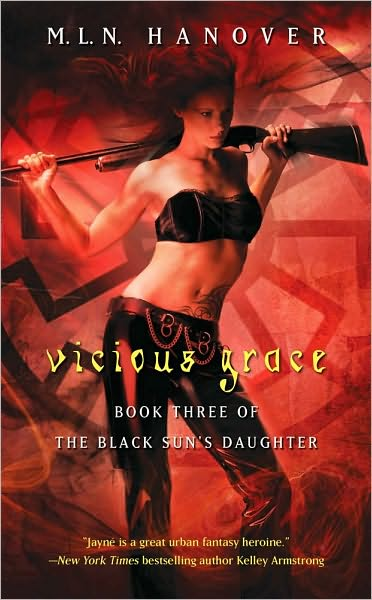 The Black Sun's Daughter Series by M.L.N. Hanover - Giveaway - November 20, 2011