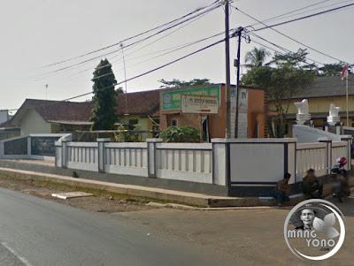 FOTO 2 : Desa Wantilan, Kecamatan Cipeundeuy