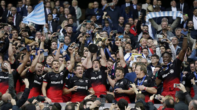RUGBY - European Champions Cup 2015/2016: Saracens sucede al Toulon como campeón europeo
