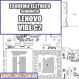 Esquema Elétrico Smartphone Lenovo Vibe C2 Manual de Serviço   Service Manual schematic Diagram Cell Phone Smartphone Celular Lenovo Vibe C2      Esquematico Smartphone Celular Lenovo Vibe C2