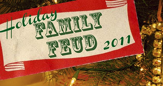 Sweet Dreams are Made of These Holiday Family Feud Game Who\u0027d you