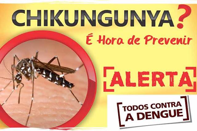 Prefeitura de Riacho dos Cavalos através da Secretaria de Saúde é Educação realizará nesta quarta feira, ação de conscientização sobre o Combate a Dengue, chikungunya e a zika