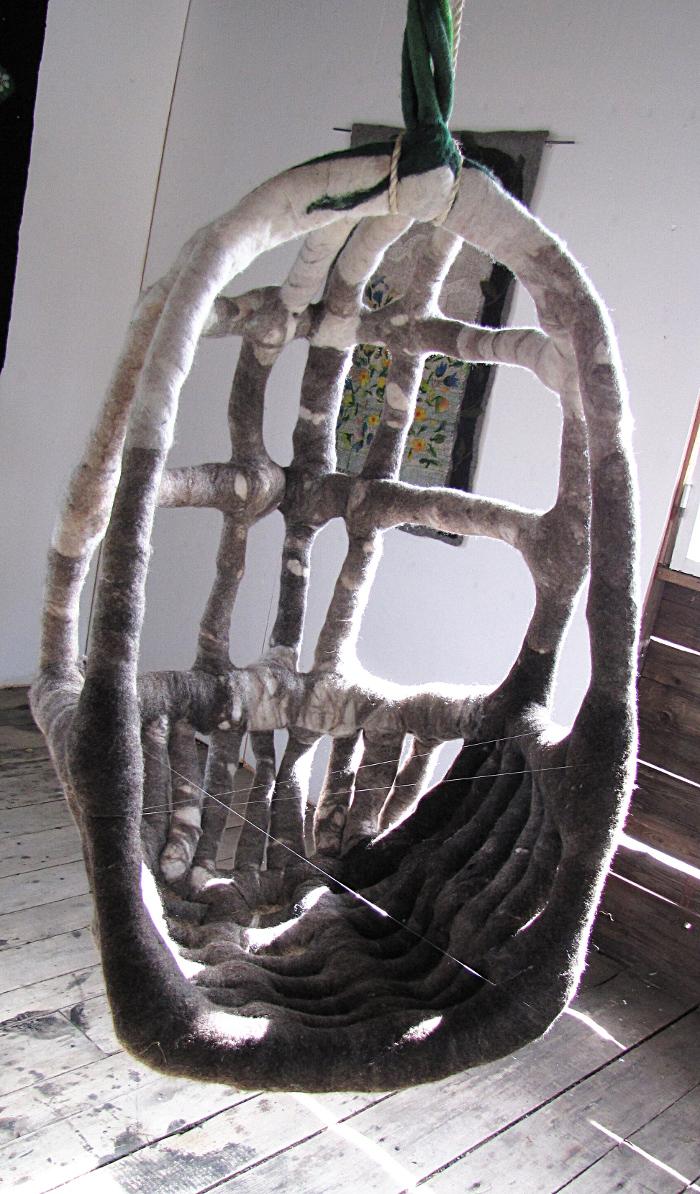 huovutettu tuoli