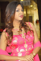 Sindhu Shivarama in Pink Ethnic Anarkali Dress 08.JPG