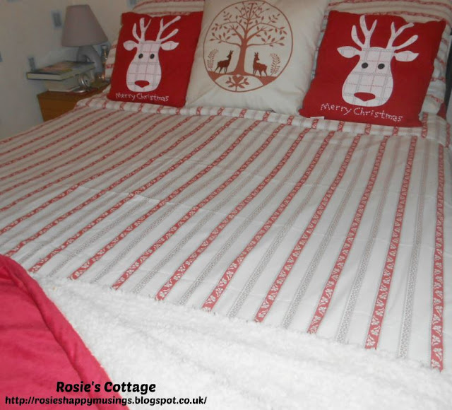 Rosies Christmas bedding
