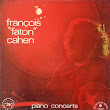 "Francois ""Faton"" Cahen in Piano Concerts, 1975, by request"