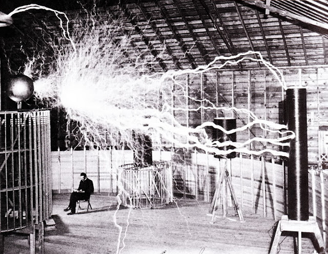 When it comes to Tesla coil construction,Everyone should be warned !