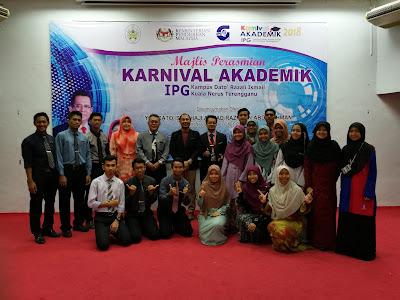 Perkongsian PAK21 di IPG Kampus Dato Razali Ismail