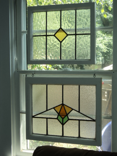 Antique ART Garden: NEAT Ideas for Antique STAINED Glass ...