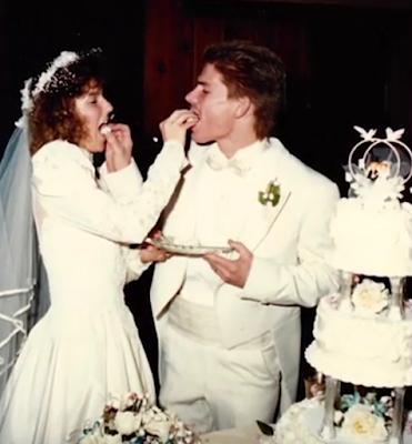 Gil and Kelly Bates wedding