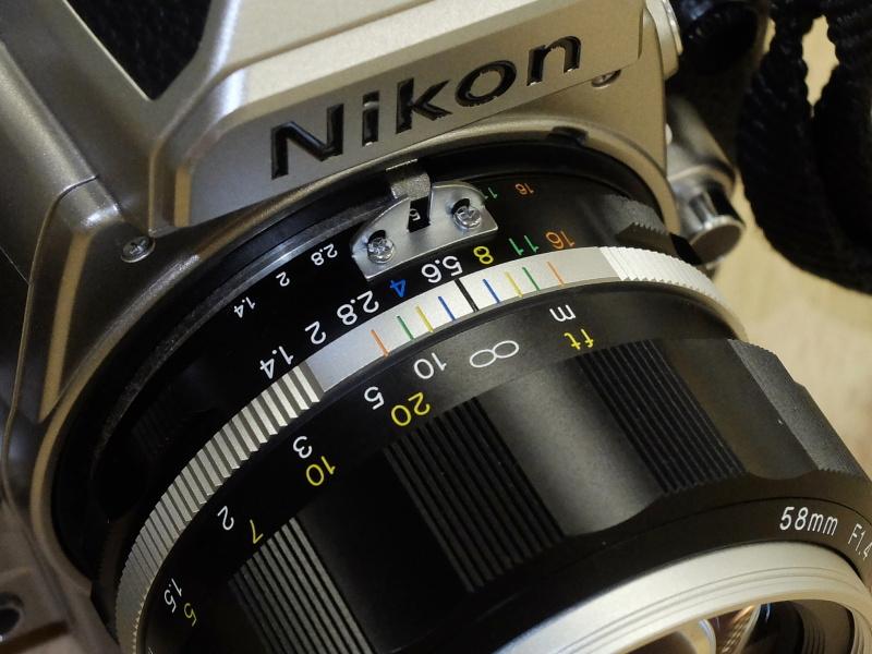 Объектив Voigtlander Nokton 58mm f/1.4 SL II S и Nikon Df