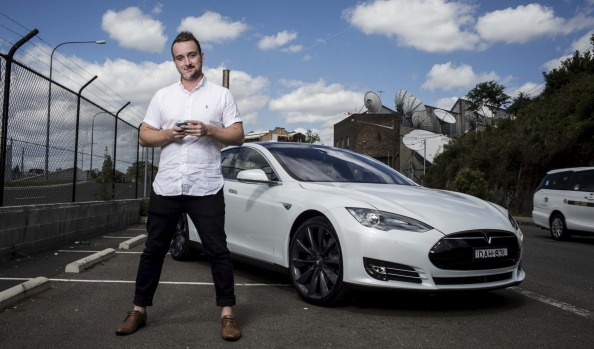 Your next Uber driver could be driving a Tesla