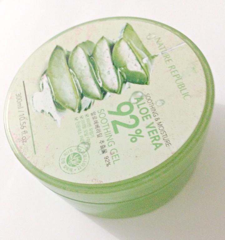 Nature Republic Aloe Vera Body Cream