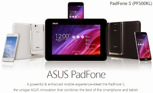 Asus Padfone S Reviews | Worthy or Not? - Gadget News of 2015