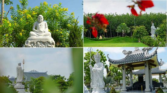 bds3 Công viên Vĩnh hằng Long Thành: Kiến trúc tâm linh đặc sắc 2020