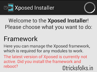 xposed for lollipop