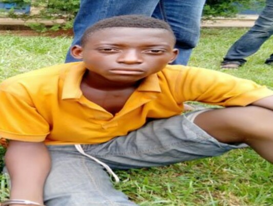 Young Houseboy In Butchered His Female Boss To Death In Edo.