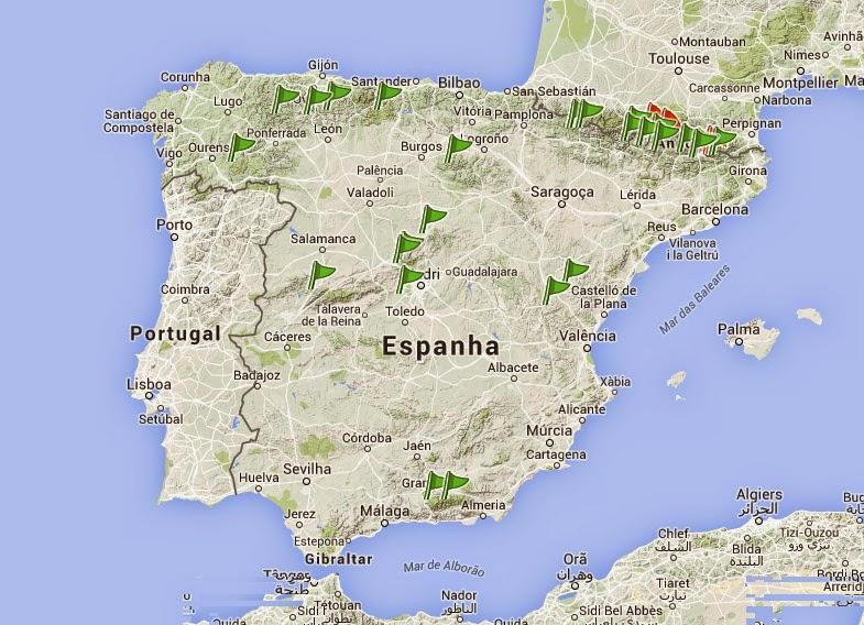 marina d or espanha mapa Volta ao Mundo Melhor Idade • 2014: Esquiando na Espanha • Ótimas  marina d or espanha mapa