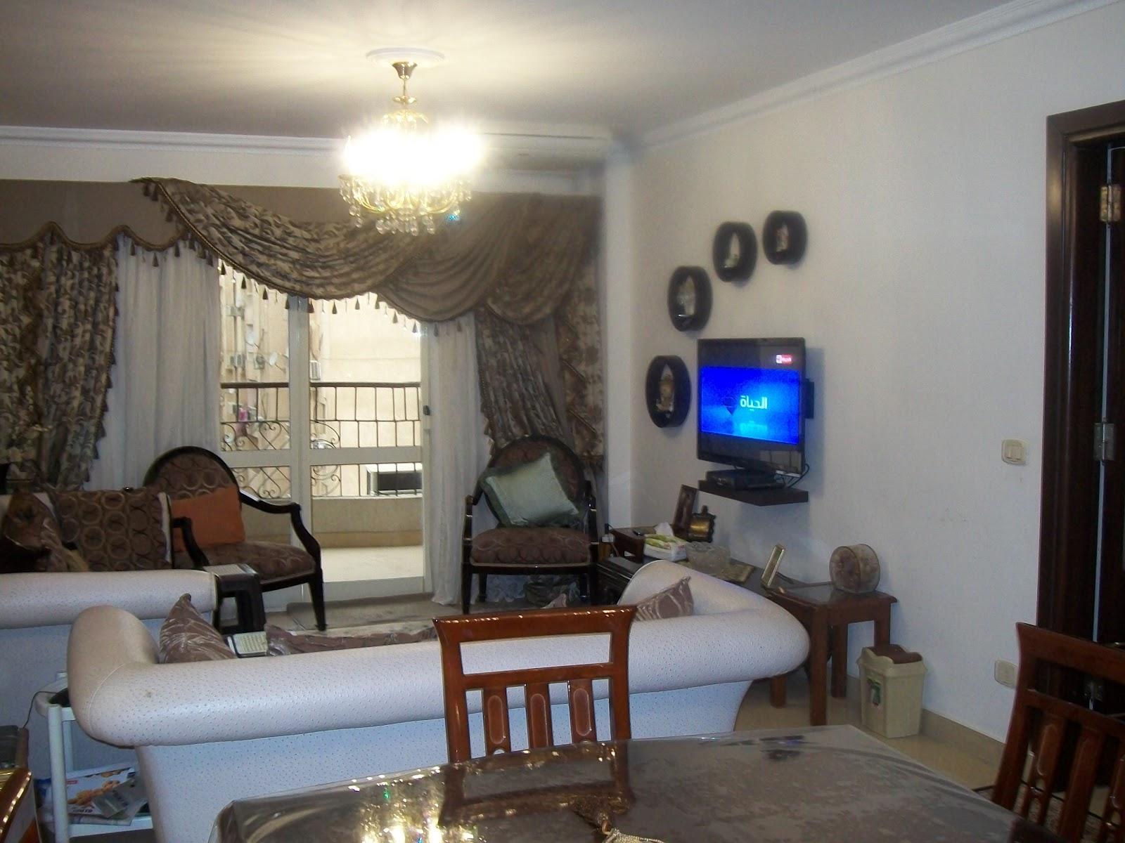 شقة فاخرة جداا فى حى السفارات مدينة نصر