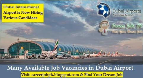 Dubai Airport job vacancies 2016