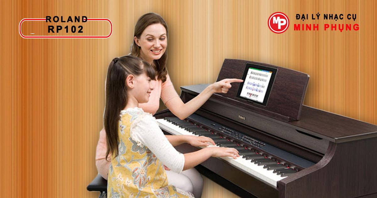 Bán Đàn Piano Điện Roland RP-102