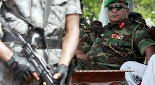 Accused Sri Lanka war criminal named army's second-in-command