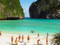 Paradise Island of Koh Lanta's most popular in the world, Thailand