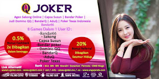Download Aplikasi iPhone Bandar66 Online QJoker - www.Sakong2018.com