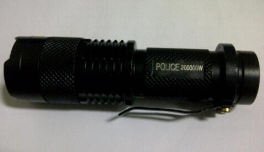 Senter Police Mini Marking 200.000 watt