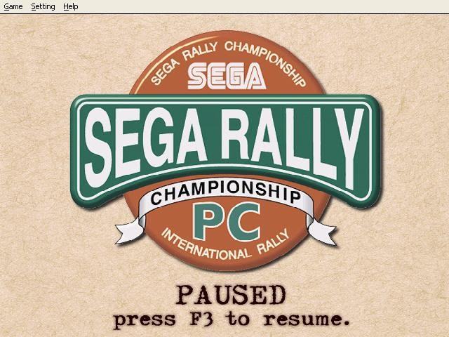Anto11bc-Barkom: Game Dingdong Sega Rally Championship