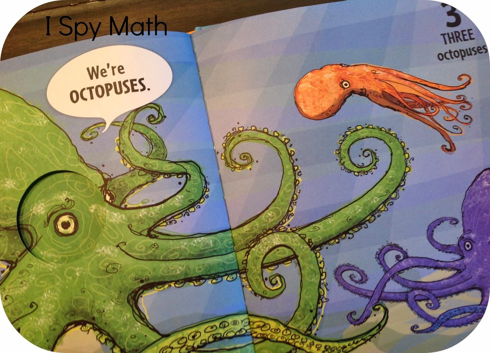 Joyful Learning In Kc I Spy Math