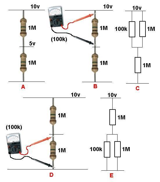 4 way switch testing