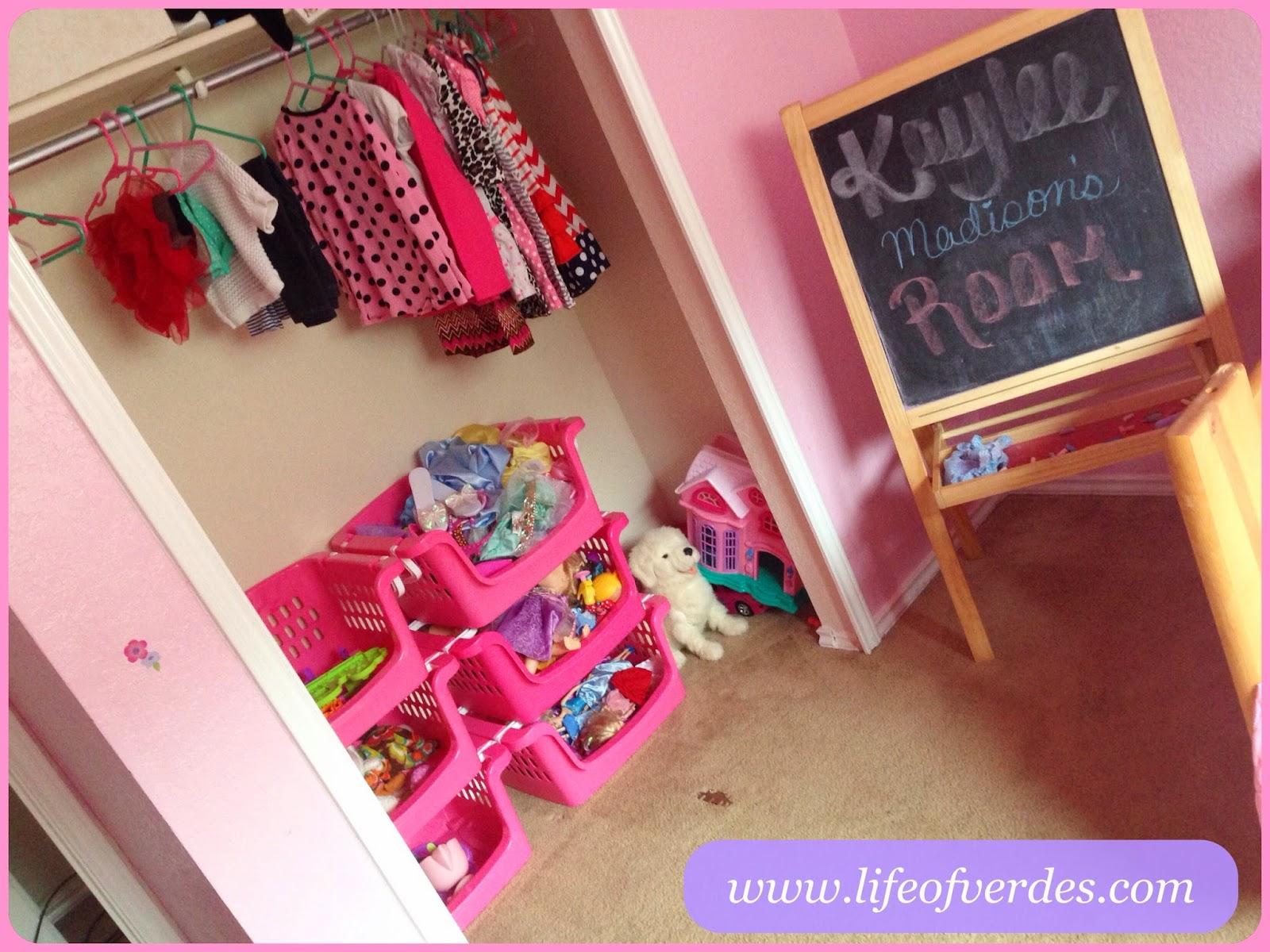 Life Of Verde S Kaylee S Pink Princess Room