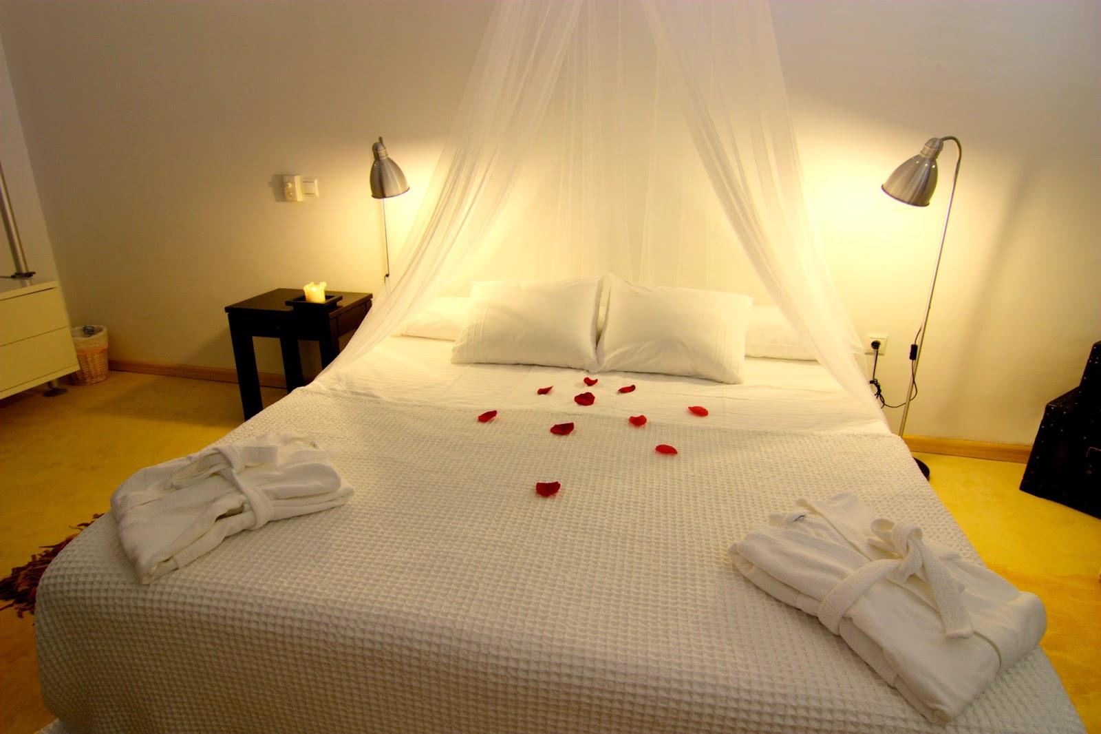 Ideas para decorar la habitaci n de la noche de bodas for Como disenar una habitacion