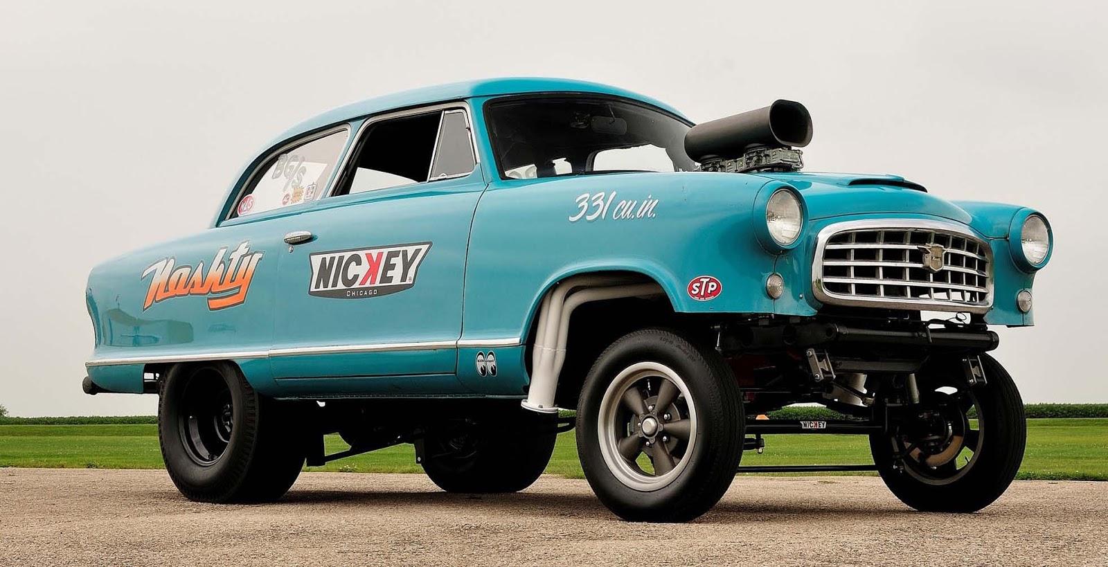 Just A Car Guy: Longtime Nickey fabricator John Tinberg spotted an ...