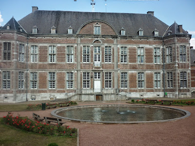 Fountain of Abbaye de Floreffe by Igor L.